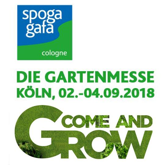 50NRTH - Spoga/Gafa 2018 Gartenmesse